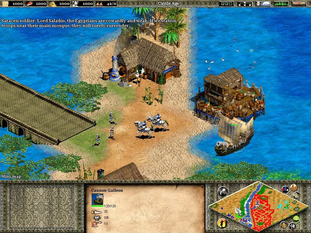 Age Of Empires 2 Age Of Kings Pc Review Old Pc Gaming