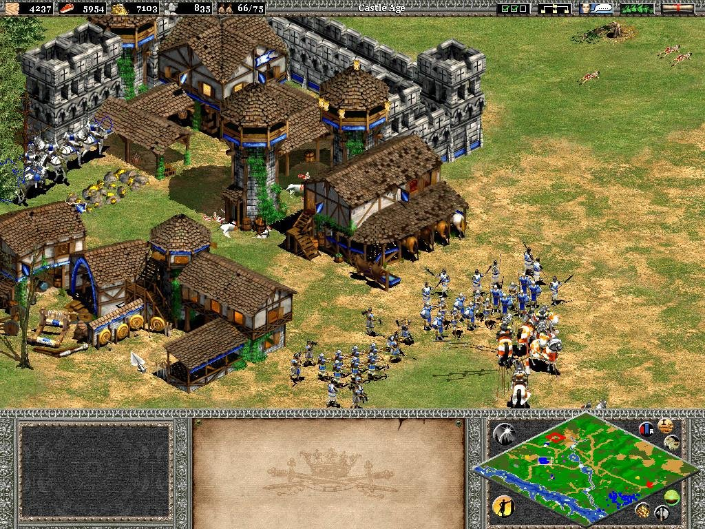 age of empires 2 download completo