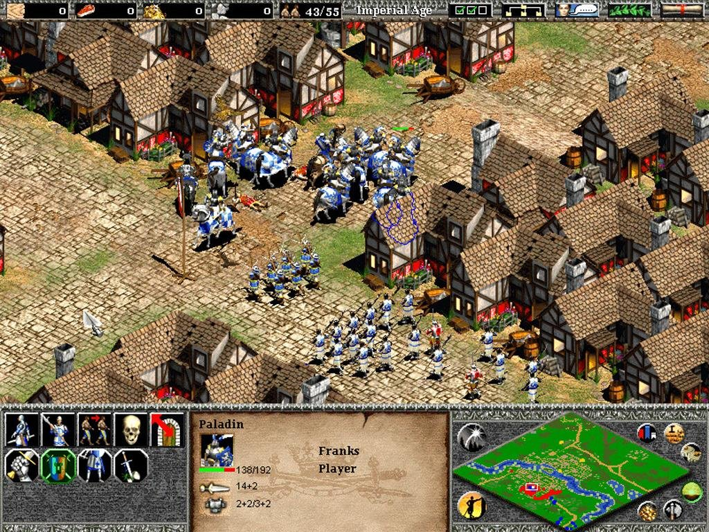 age of empires 2 gold edition pc download