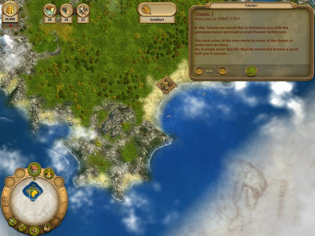 Anno 1701 2006 Pc Review And Full Download Old Pc Gaming