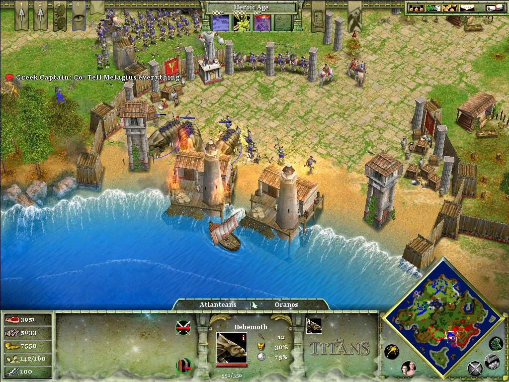 Age of mythology: the titans pc review and full download | old.