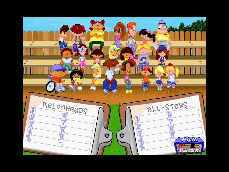 Tags: Backyard Baseball 1997 Download Full PC Game Review - Backyard Baseball (1997) - PC Review And Full Download Old PC Gaming