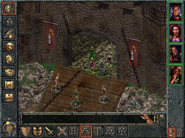 Baldur's Gate (1998) - PC Review and Full Download | Old PC