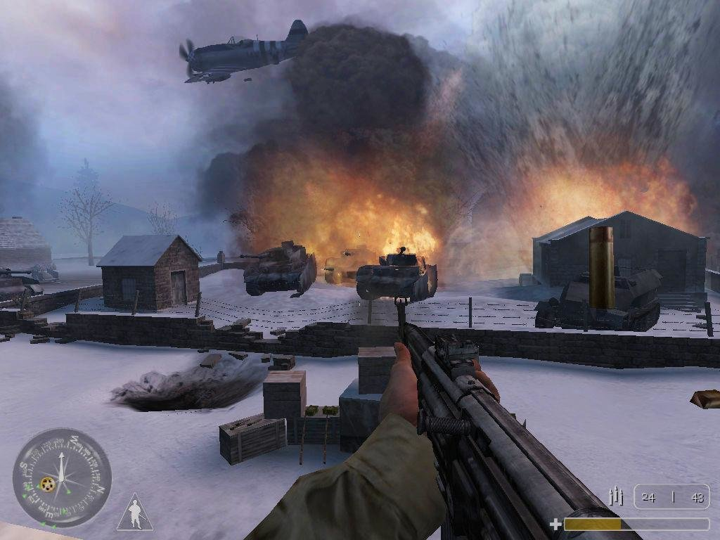 Call of Duty: United Offensive - PC Review and Full Download