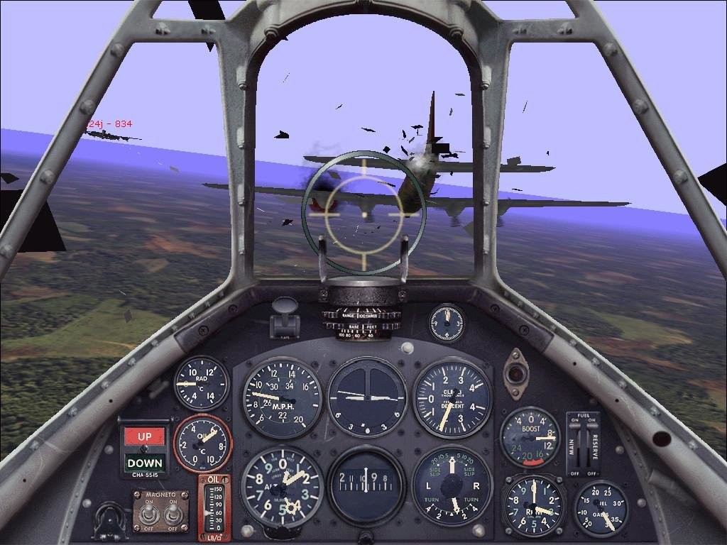 Combat Flight Simulator: WWII Europe Series - PC Review and Full Download | Old PC Gaming