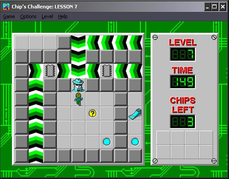 Chip S Challenge 1991 Pc Review And Full Download
