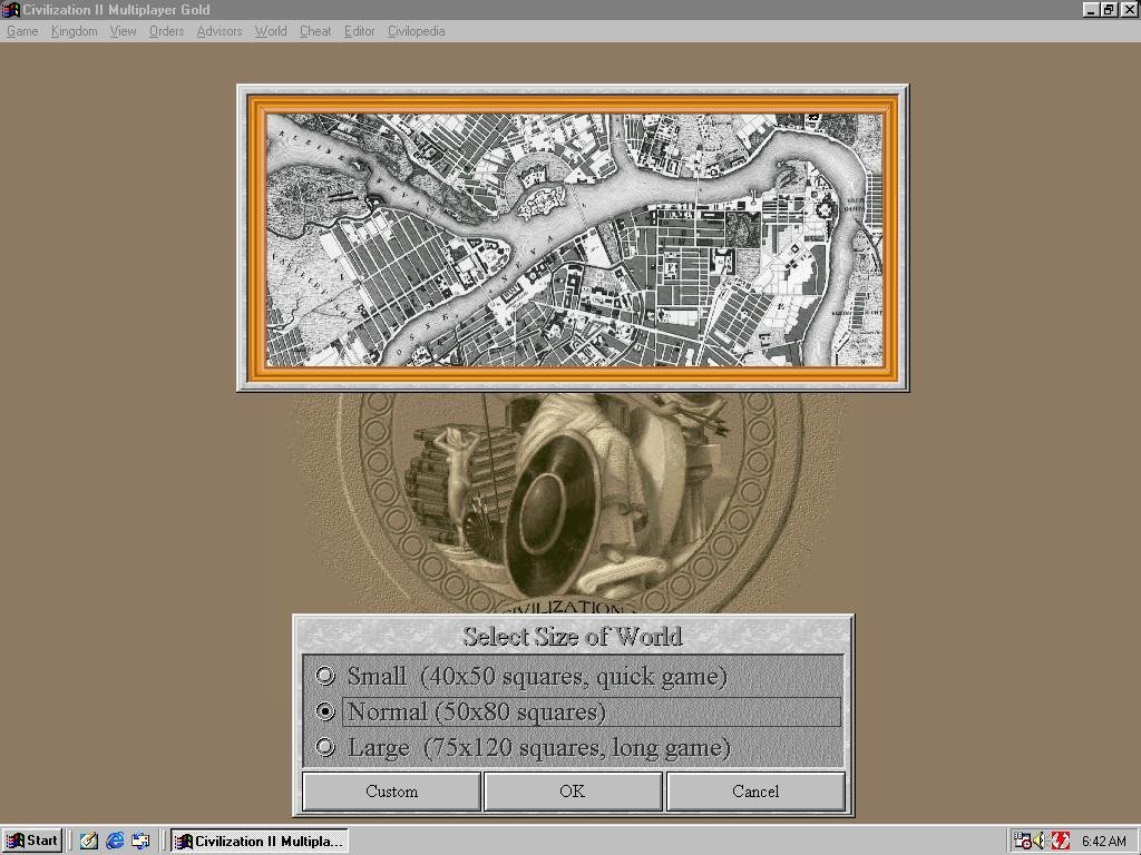 Civilization 2 (1996) - PC Review and Full Download   Old PC