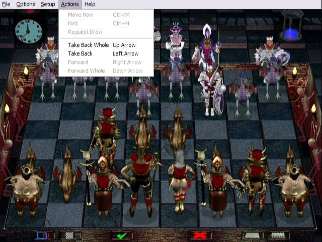 Empire Chess - PC Review and Full Download | Old PC Gaming