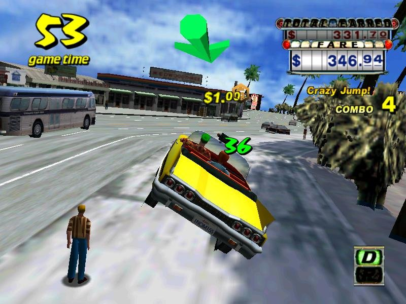 Crazy Taxi - PC Review and Full Download | Old PC Gaming