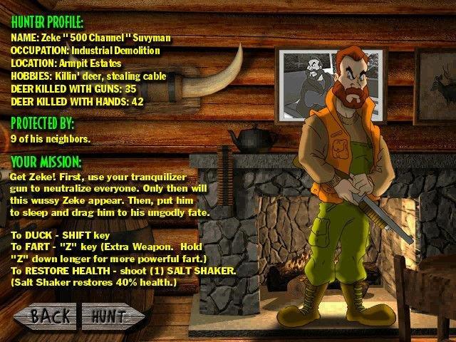 Deer avenger mac download