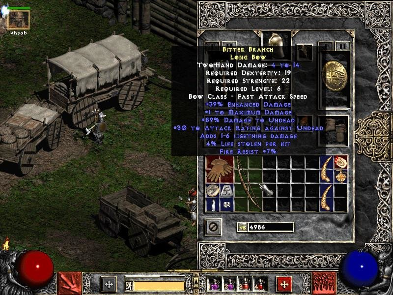 Diablo 2 Lord of Destruction - PC Review and Download | Old PC Gaming