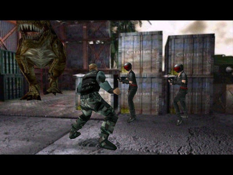 Dino Crisis 2 - PC Review and Full Download | Old PC Gaming