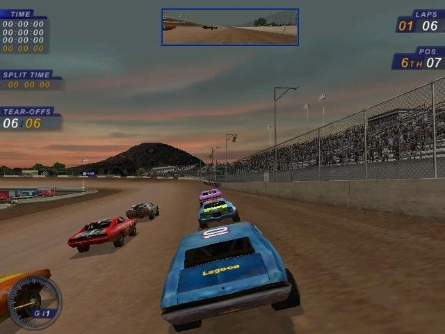 track car games free download