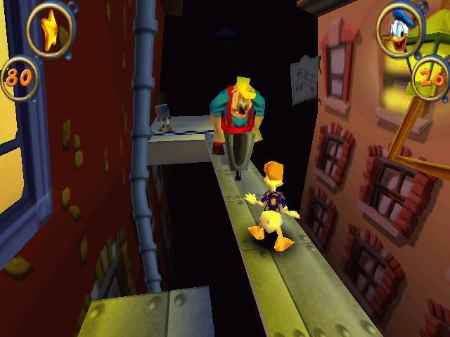 Donald Duck Goin Quackers  PC Review and Full Download  Old PC