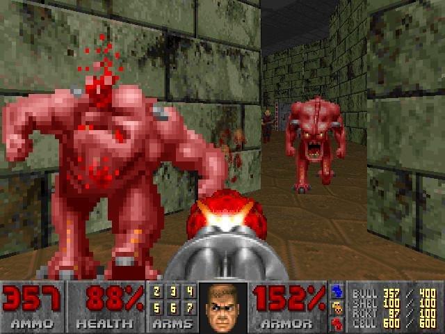 Resultado de imagem para doom 1993