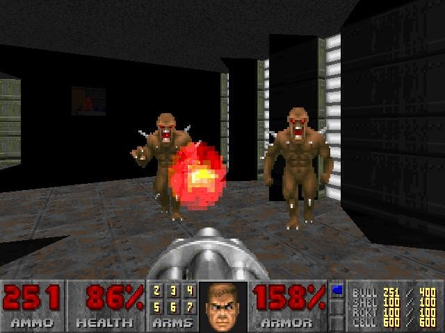 Doom 2 Hell on Earth (1994) - PC Review and Full Download