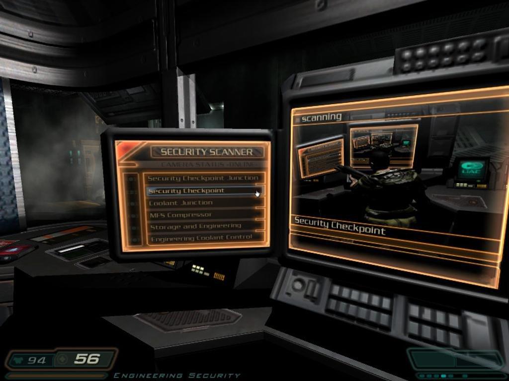 Doom 3 Walkthrough Screenshot