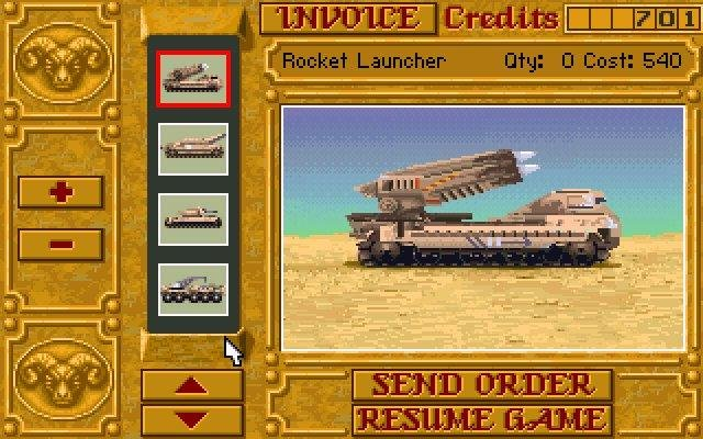 Dune 2 pc review and full download   old pc gaming.