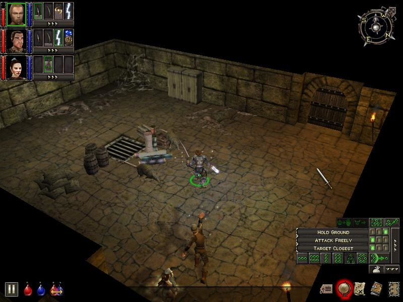 dungeon siege legends of aranna gratuitement