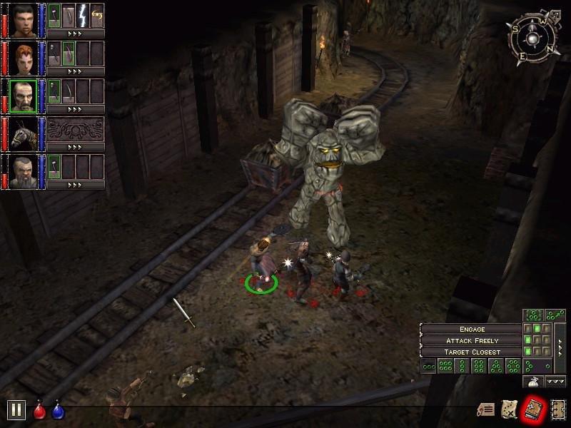 dungeon siege mac download free