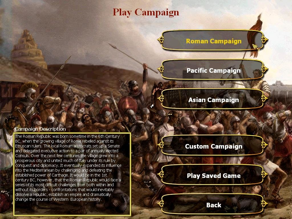 Empire Earth Art Of Conquest Pc Review And Full Download Old Pc