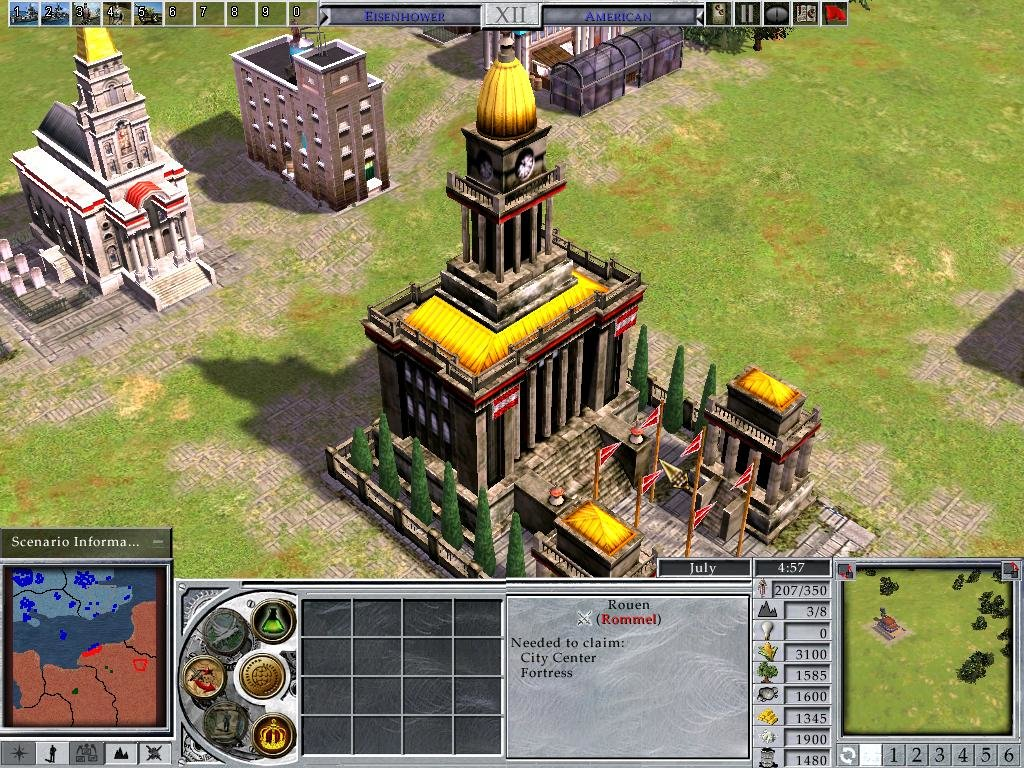 Empire earth 2 full 2005 strategy game direct download.
