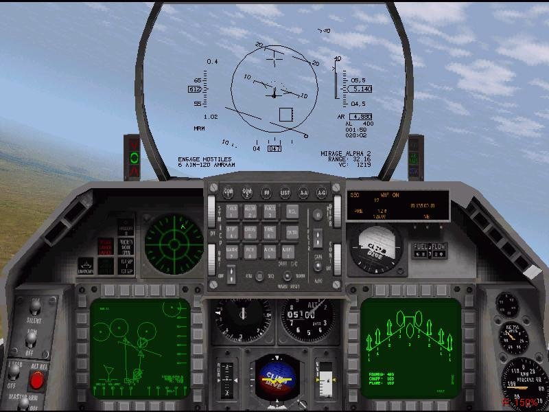F-16 Multirole Fighter - PC Review and Full Download   Old