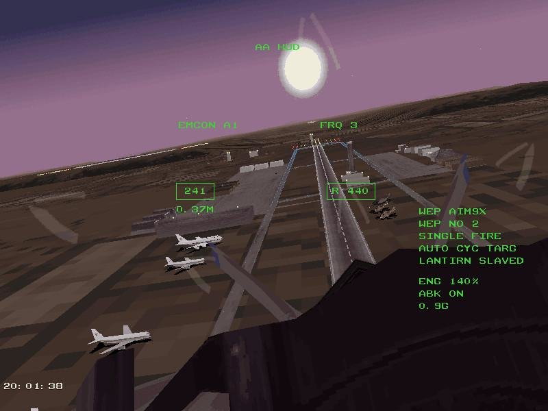 F-22 air dominance fighter pc review and full download | old pc.