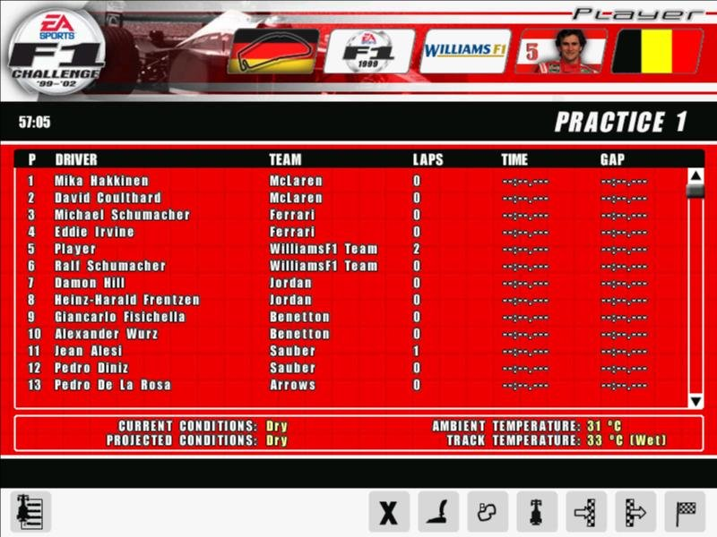 F1 Challenge 99-02 - PC Review and Full Download | Old PC Gaming