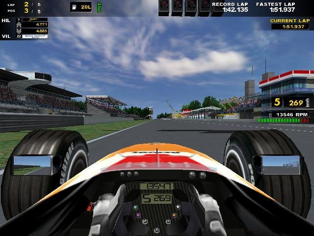 Formula 1 (1996) pc review and full download | old pc gaming.