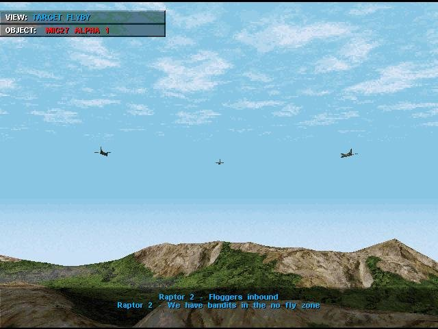 F-22 Raptor - PC Review and Full Download | Old PC Gaming