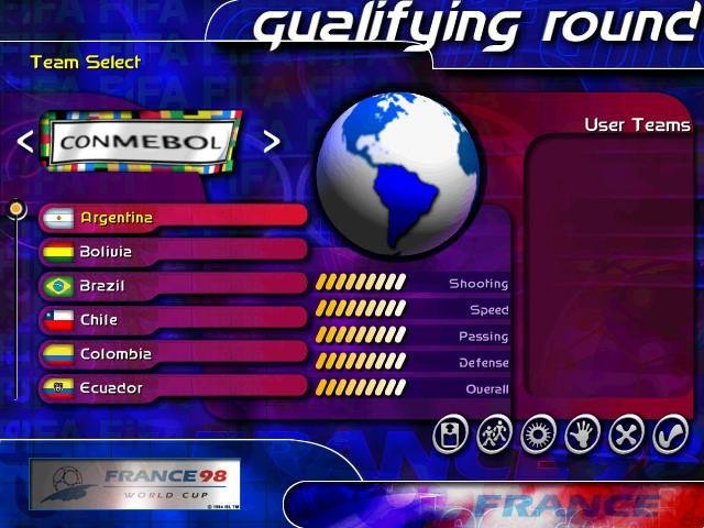 FIFA 98 Road to World Cup - PC Review and Full Download