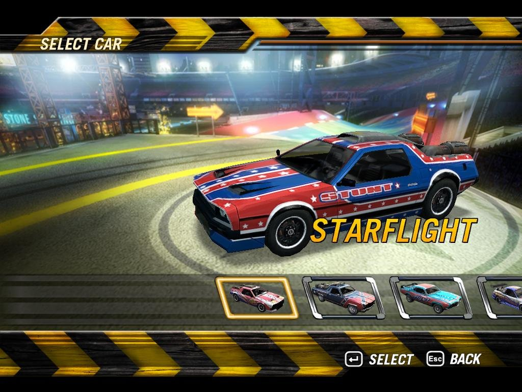FlatOut 2 (2006) - PC Review and Full Download | Old PC Gaming