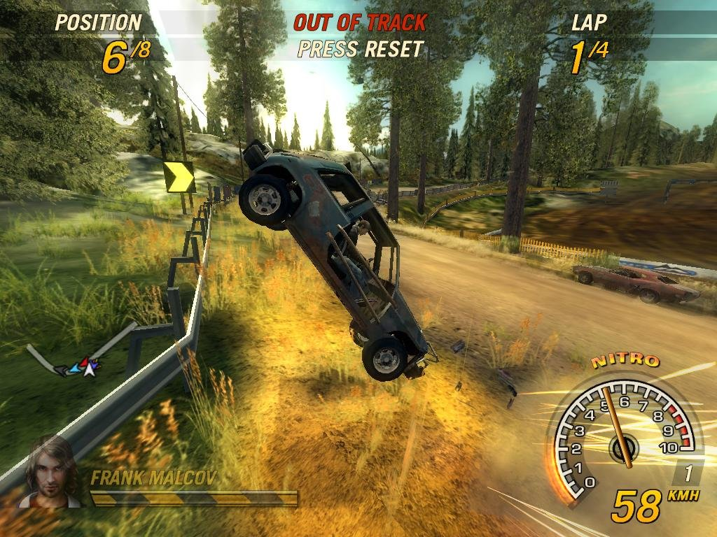 flatout 2 highly compressed pc