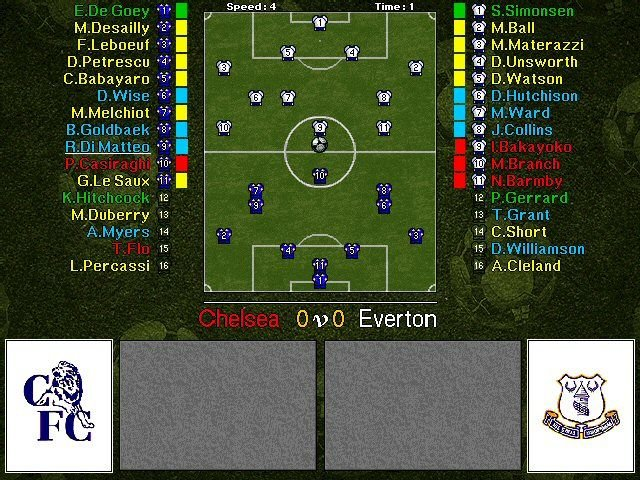 Football Masters 99 - PC Review and Full Download   Old PC