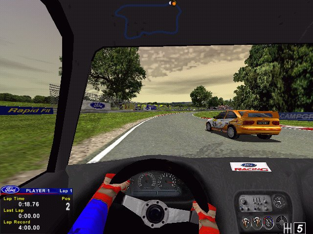 Ford Racing 2001 - PC Review and Full Download | Old PC Gaming