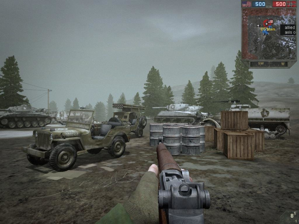 Forgotten Hope 2 (2007) - PC Review and Full Download ...