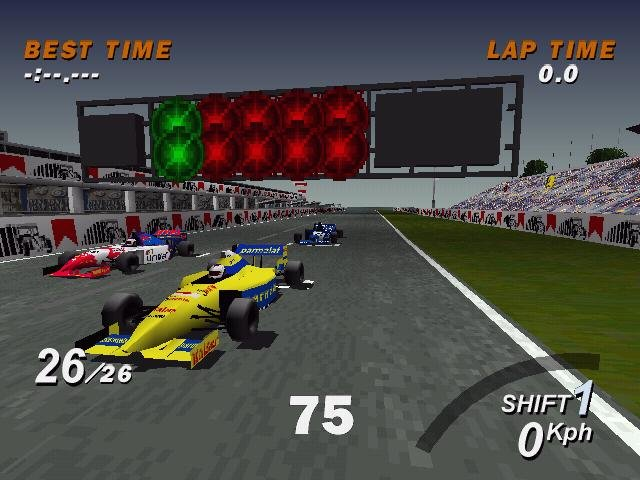 Formula 1 (1996) - PC Review and Full Download | Old PC Gaming