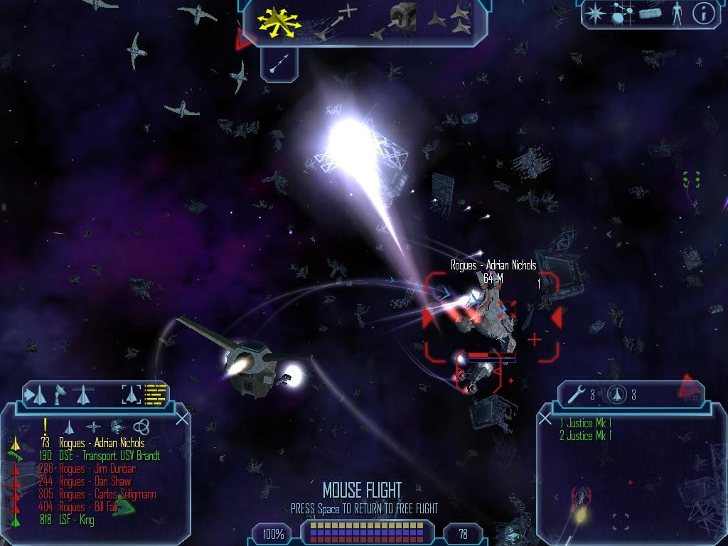 Freelancer (2003) - PC Review and Full Download | Old PC Gaming