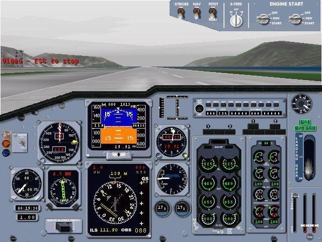 Flight Simulator 98 - PC Review and Full Download | Old PC