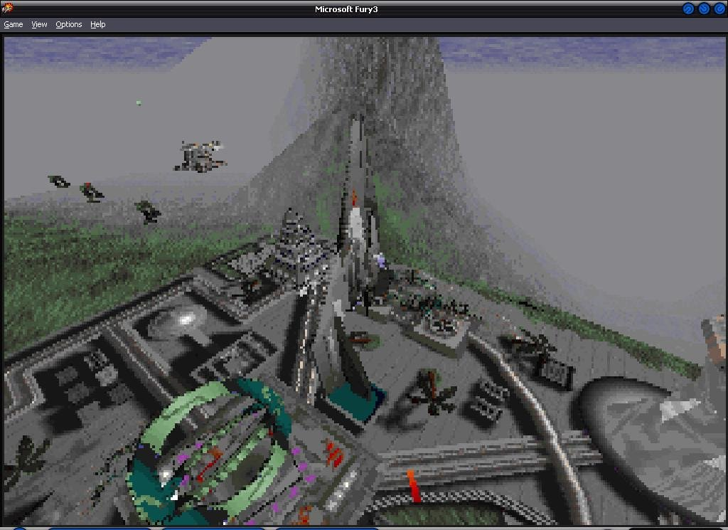 Fury3 (1995) - PC Review and Full Download   Old PC Gaming