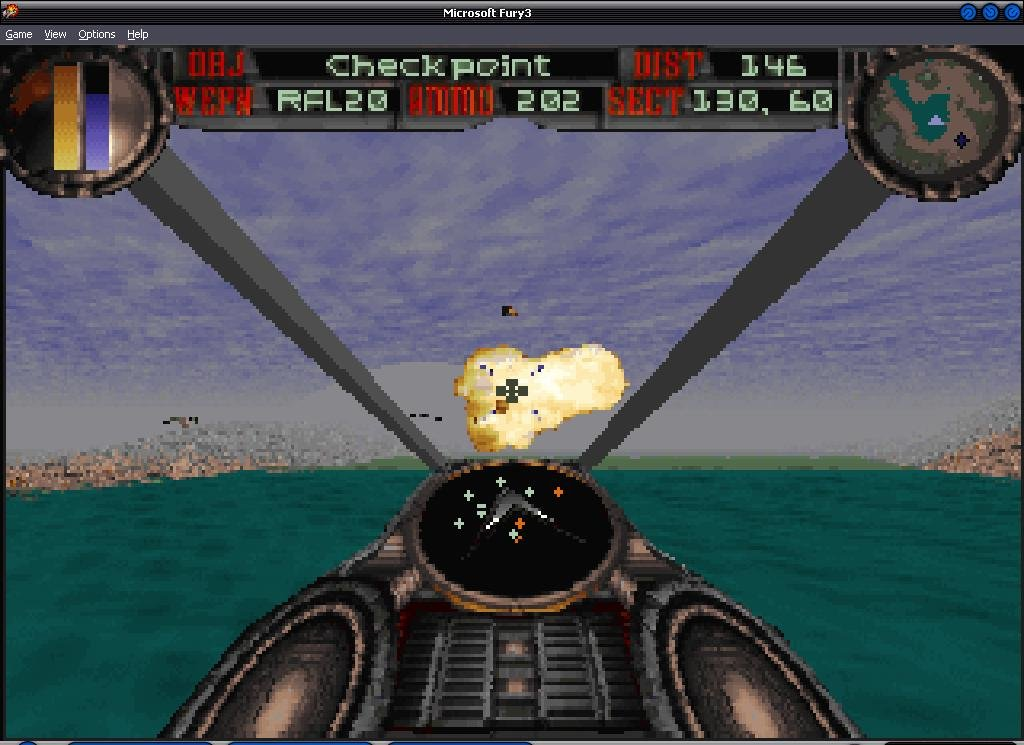 Fury3 (1995) - PC Review and Full Download | Old PC Gaming