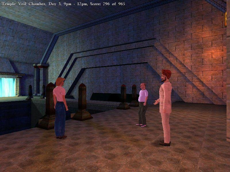 Gabriel Knight 3 - PC Review and Full Download | Old PC Gaming