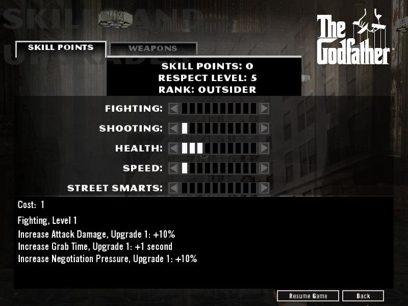 The godfather the game | download game free pc games full.