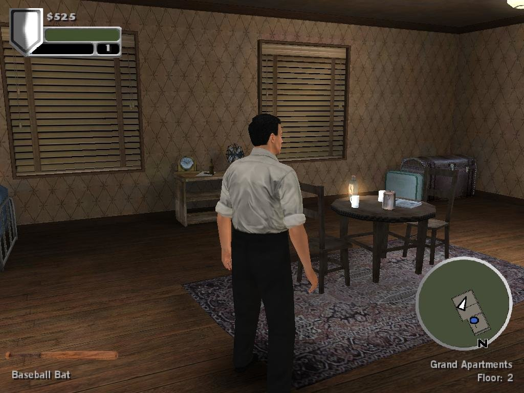 the godfather ii (video game) download