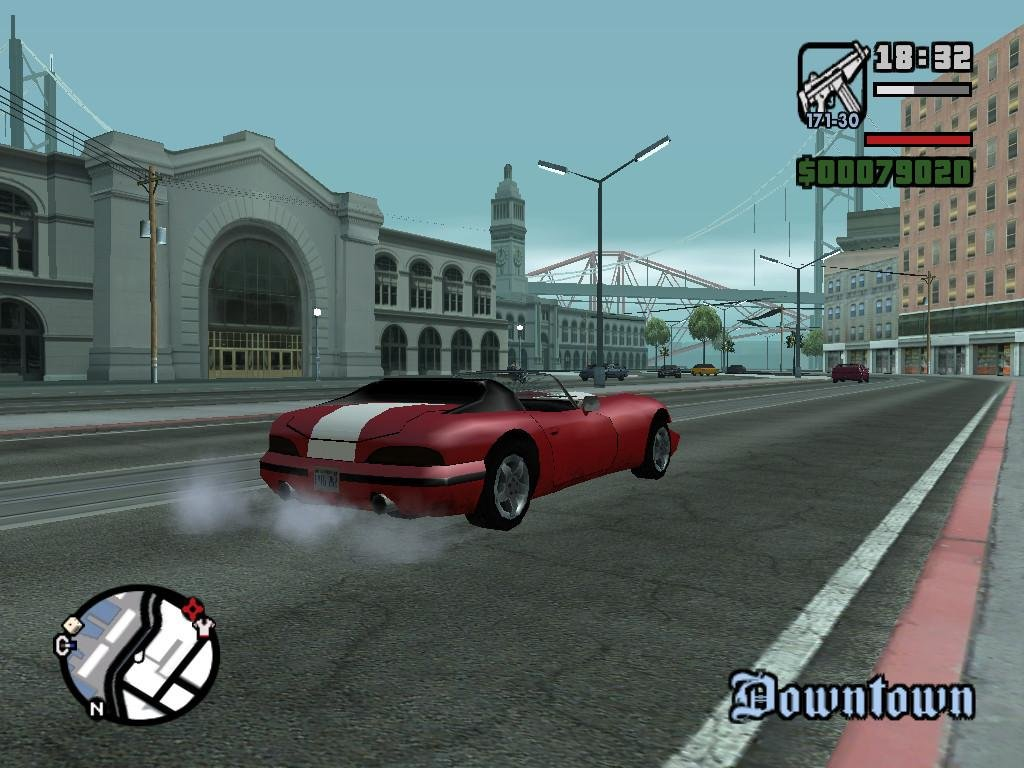GTA: San Andreas (PC) - PC Review Full Download | Old PC Gaming