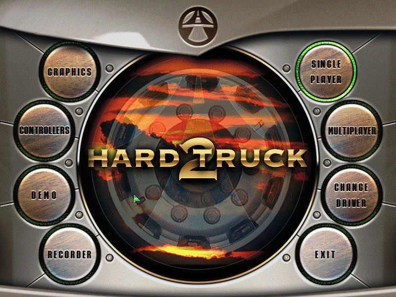 Hard truck 18 wheels of steel gameplay + free download in.