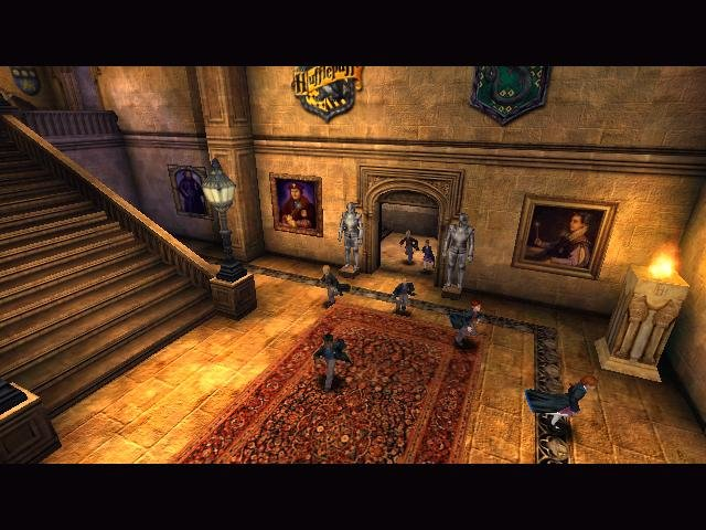 Harry potter 2 chamber of secrets pc review and full download.