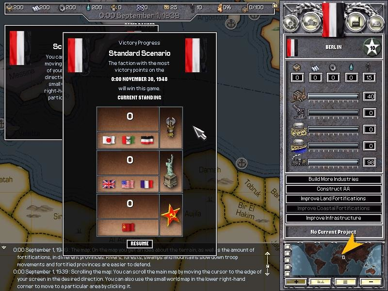 Hearts of Iron 1 - PC Review and Full Download | Old PC Gaming