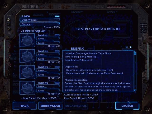 Heavy gear ii download on games4win.